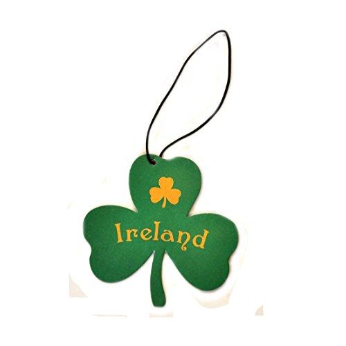 (Irish Forest Scented Shamrock Shape Car Air Freshener)