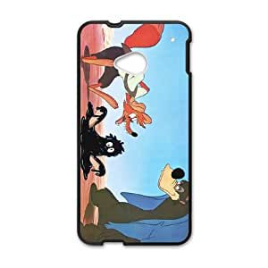HTC One M7 Cell Phone Case Black Song of the South Character Br'er Bear Phone cover Y4453252