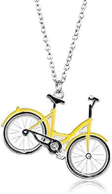 Collar para hombre accesorios Poular Compartido Bicicletas Ofo ...