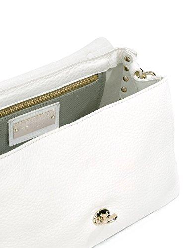 Zanellato Borsa A Mano Donna 6138P609 Pelle Bianco