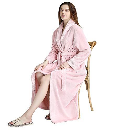 Rosa Oksun Para Bata Para Mujer Bata Para Mujer Bata Rosa Mujer Oksun Oksun qrqE7a4n