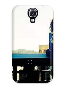 Galaxy Case - Tpu Case Protective For Galaxy S4- Woman Celebrity