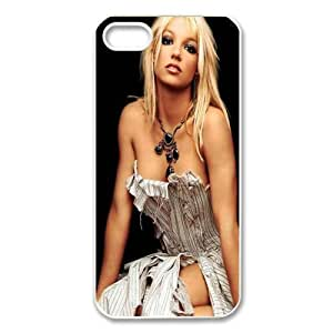 Custom Your Own Personalised Britney Spears Iphone 5 Best Durable Hard Cover Case