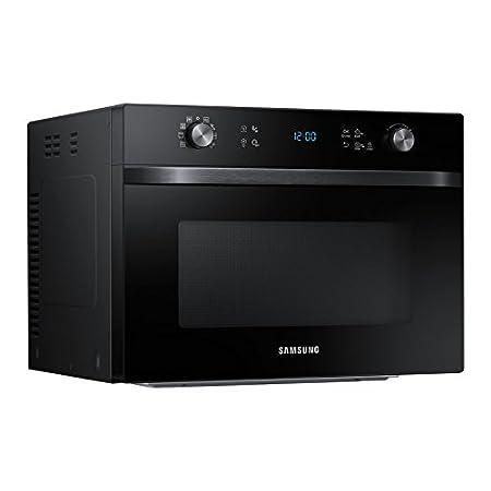 Samsung MC35J8055CK Encimera 35L 900W Negro - Microondas (Encimera, 35 L, 900 W, Giratorio, Tocar, Negro, 2250 W)