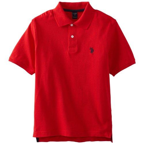 us-polo-assn-boys-classic-polo-shirt-engine-red-14-16