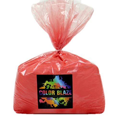 - Color Powder Red 5 lbs