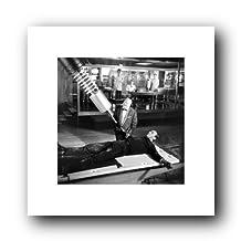 James Bond 007 Lazer Art Print 16X16 Poster Ppr45178