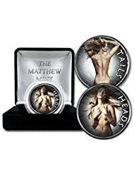 2011 Various Mint Marks JFK Coin with coloration of a naked lady Half Dollar Choice Uncirculated