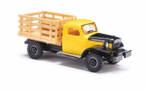 Busch 44019 Dodge Power Wagon HO Scale Model