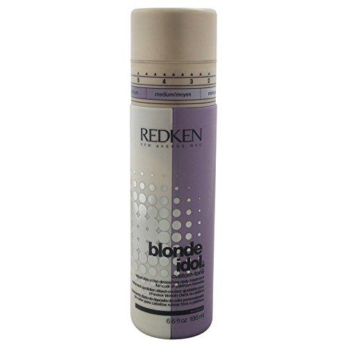 Redken Blonde Idol Custon-Tone Violet, 1er Pack (1 x 196 ml)