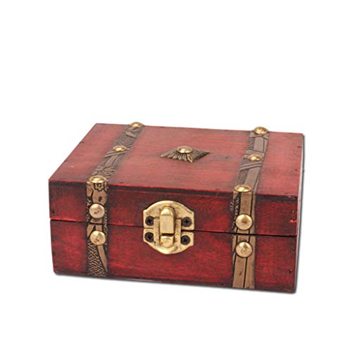 2019 Best Gift!!!Cathy Clara Jewelry Box Vintage Wood for sale  Delivered anywhere in USA