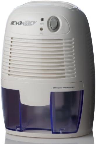 Amazon Com Eva Dry Edv 1100 Electric Petite Dehumidifier White