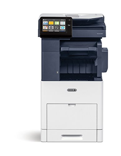 Tray Bypass (Xerox B605/XF Versalink B605 B/W Multifunction Printer Print/Copy/Scan/Fax Letter/Legal up to 58 ppm 2-Sided Print USB/Ethernet 550-Sheet Tray 150 Bypass Tray 100-Sheet Dadf 110V Finisher 7