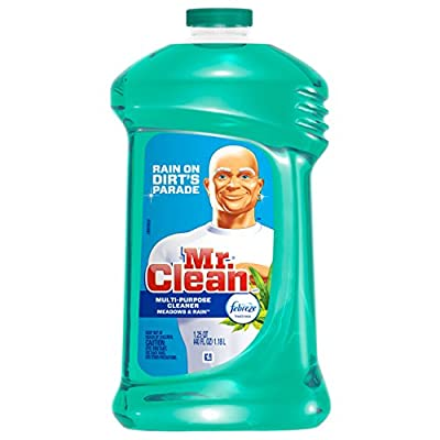 Mr. Clean with Febreze Meadows and Rain Multi-Surface Cleaner, 40 fl oz