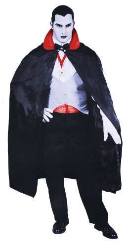 [Deluxe Vampire Adult Costume] (Dracula Costume For Men)
