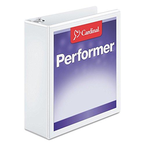 CRD17600CB - Cardinal XtraValue ClearVue D-Ring Presentation Binder