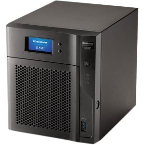 Lenovo PX4-400D Network Storage, Diskless (70CM9000NA) (Nas Drive Lenovo)