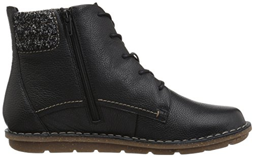 Tamitha Clarks Leather Womens Black Rose FgBwPq4