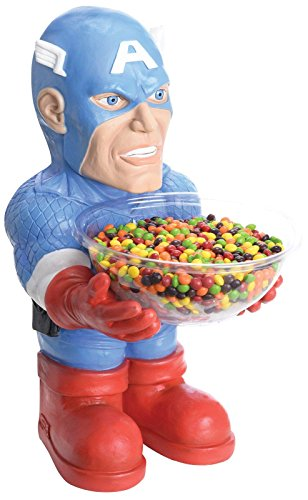 Marvel Classic Captain America Candy Bowl Holder
