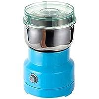 Hyoo Coffee Grinders, Electric Coffee Machine for Home, Multifunction Smash Machine Coffee Bean Seasonings Electric…