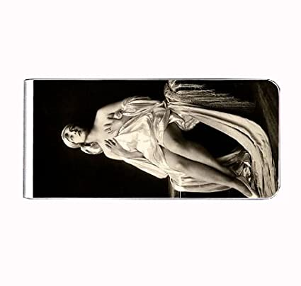 Amazon com : 1920's Follies Girl Money Clip Rectangle : Everything Else