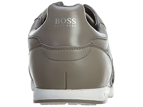 Boss Green Av Hugo Boss Manar Snabb Utopi Mode Sneaker Grå