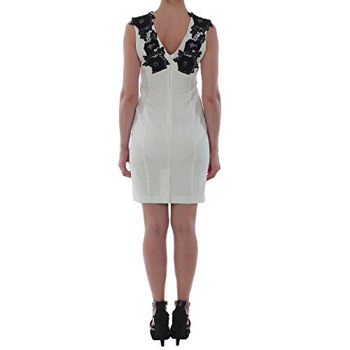 Vestido Rinascimento Blanco Roto