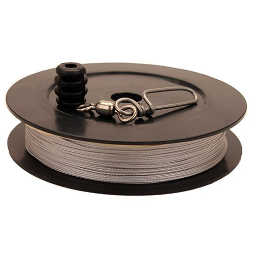 Scotty #2200K Premium Braided Fiber Downrigger Line with Kit (200 Feet)