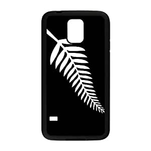 Samsung Galaxy S5 Cell Phone Case Black Newzealand Rugby Logo 001 SYj_964560