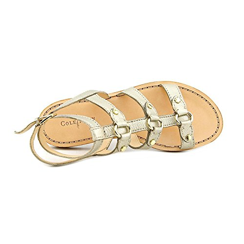 Cole Haan Deandra Gladiator II Women Gold Gladiator Sandal tilfk