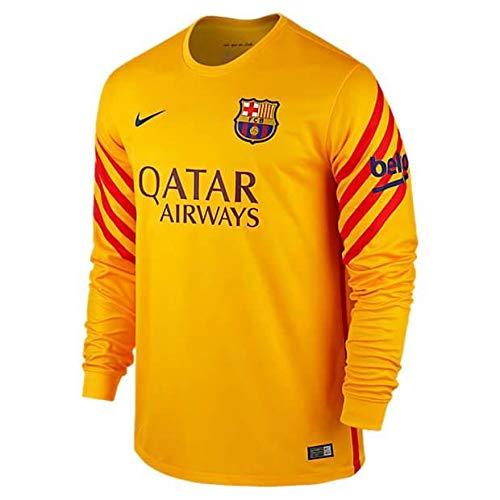2015-2016 Barcelona Home Nike Goalkeeper Shirt