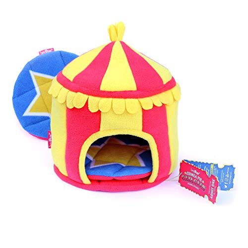 HAYPIGS Circus HIDEY HUT – Fleece Hidey Hut