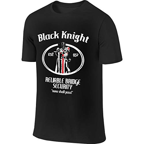 BTVE Black Knight None Shall Pass Monty