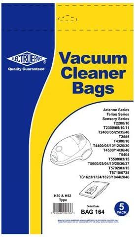 Electruepart Vacuum Cleaner Dust Bags for Goblin Iota 731 Series 73145 (Pack of 5)