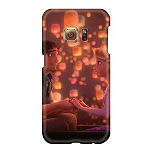 Durable Hard Cell-phone Case For Samsung Galaxy S6 (vCT847rRYj) Support Personal Customs Nice Tangled Pictures