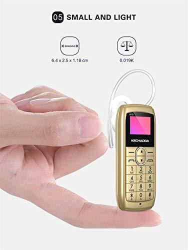 e0f754fe696255 ... KECHAODA K10 GSM Mobile Phone 2G Unlocked Phone 250mAh for Old Elderly  Man