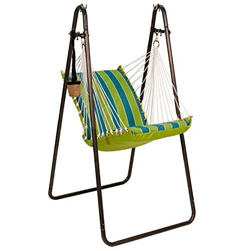 ort Hanging Chair with Stand (Algoma Net)