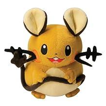 Pokemon XY Small Plush, Dedenne