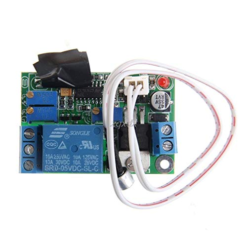 DC5V 12V 24V Sound Sensor Light Control Relay Switch Time Delay Turn Off Module