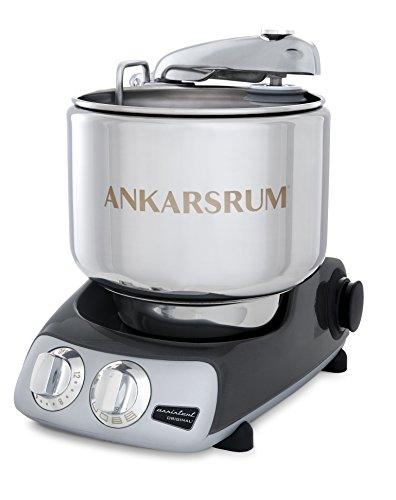 Manufacturers Balloon Whip Best (Ankarsrum Assistent Original AKM 6230 Electric Stand Mixer, 7.4 Quart (Black Chrome))