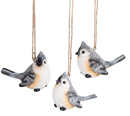 resin bird ornaments - 6