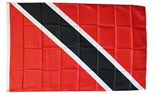Trinidad and Tobago -- 3' x 5' Dura-Poly Polyester World Fla