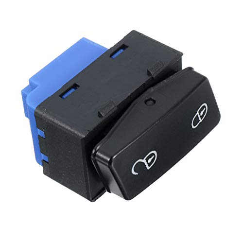 Star-Trade-Inc - 1TD962125 1T0962125 Drivers Side Central Door Lock Unlock Switch controlling Button For Volkswagen/VW Caddy Touran