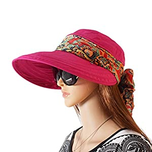 b30d0236a0c19a ... Quick Dry Packable Floppy Wide Brim Sun Hat Visor with Neck Face Flap  for Travel Holiday Beach Cycling Camping Hiking Trekking Running Headwear UPF  50+