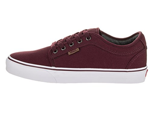 Vans Chukka Low 28 Oz Canvas Port/white 18 Oz Canvas Port/white