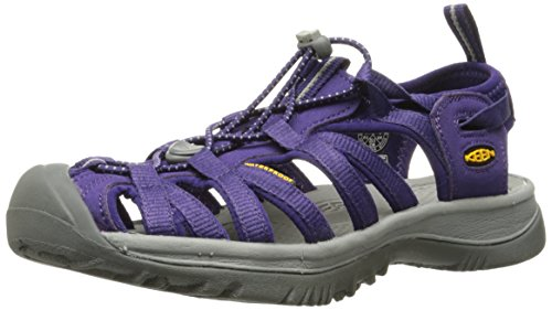 Pictures of KEEN Women's Whisper Sandal Coffee Liqueur/Yellow 6 B(M) US 3