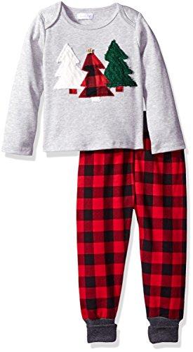 mud-pie-baby-girls-holiday-christmas-tree-two-piece-playwear-set-three-trees-0-6-months
