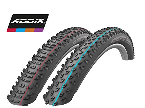 - Schwalbe Racing Ray & Racing Ralph 29x2.25 (57-622) Addix Tubeless Snakeskin Folding Tires (Pair)