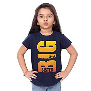 Bon Organik Girls' T-Shirt
