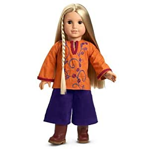American Girl Beforever Review – Julie Albright Doll ...  |American Doll Julie Albright